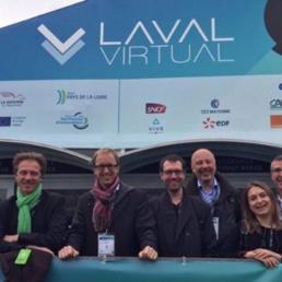 Baludik à Laval Virtual