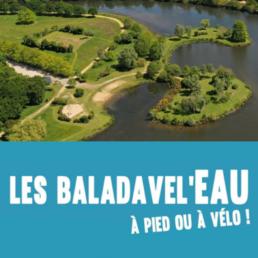 Baladavel'eau parcours à Saffré
