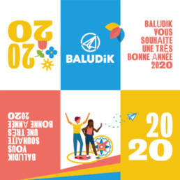 Baludik - Bonne année 2020