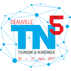 Salon du tourisme National à Deauville, logo