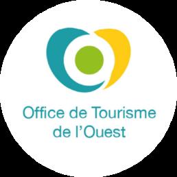 Logo Office de Tourisme de l'Ouest