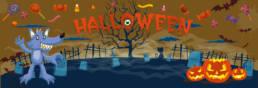 Visuel Parcours clé en main halloween