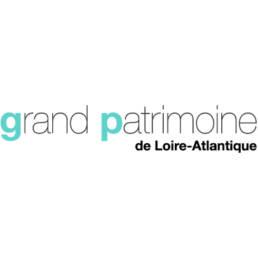 Logo Grand patrimoine de Loire-Atlantique